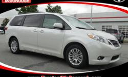 Open 7 Days A Week!!! 4 Years of Complimentary Maintenance!!! We Want Your Business!!! On-board Vacuum!! 2016 Toyota Sienna XLE Blizzard Pearl LEATHER TRIMMED FRONT SEATS, 8-WAY POWER DRIVER'S SEAT, 4