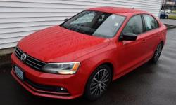 This Volkswagen is one of the best value cars on the market.  As a limited run vehicle in 2016, the Sport trim level is loaded with features like Navigation, premium rims, leatherette seating, and muc