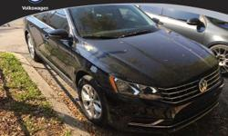 Turbo! Drive this home today! Family appeal with a sporty feel ! This wonderful-looking 2016 Volkswagen Passat is the rare family vehicle you have been looking to get your hands on. When H2O starts showing up in the weather forecast, the FWD power
