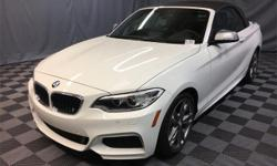 You'll NEVER pay too much at BMW Northwest! Ready to roll! Looking for an amazing value on an outstanding 2017 BMW 2 Series? Well, this is IT! The quality of this fantastic 2 Series is sure to make it