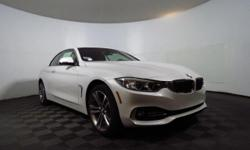 2017 BMW 4 Series 430i xDrive 32/22 Highway/City MPG - This 2017 BMW 4 Series 2dr 430i xDrive features a 2.0L 4 CYLINDER 4cyl Gasoline engine. It is equipped with a 8 Speed Automatic transmission. The
