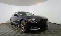 2017 BMW 4 Series 430i xDrive 33/23 Highway/City MPG - This 2017 BMW 4 Series 2dr 430i xDrive features a 2.0L 4 CYLINDER 4cyl Gasoline engine. It is equipped with a 8 Speed Automatic transmission. The