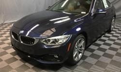 Turbocharged! AWD! Want to stretch your purchasing power? Well take a look at this fantastic 2017 BMW 4 Series. Climb into this terrific BMW 4 Series, knowing that it will always get you where you nee