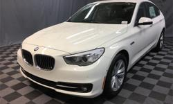 AWD and Black w/Dakota Leather Upholstery. Turbo! Nav! If you demand the best, this terrific 2017 BMW 5 Series is the car for you. Have one less thing on your mind with this trouble-free 5 Series. Exp