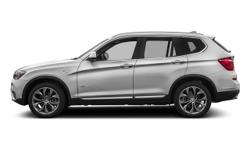 2017 BMW X3 xDrive28i 28/21 Highway/City MPG - This 2017 BMW X3 4dr xDrive28i Sports Activity Vehicle features a 2.0L 4 Cylinder 4cyl Gasoline engine. It is equipped with a 8 Speed Automatic transmiss