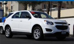 Looking for that perfect family vehicle? This 2017 Equinox all wheel drive LT is the one for you! Save thousands of dollars buying this vehicle used vs. new. This Chevy is a prior dealer rental and th