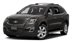 AWD. Join us at George Nunnally Chevrolet! Are you READY for a Chevrolet?! If you demand the best things in life, this outstanding 2017 Chevrolet Traverse is the fuel-efficient SUV for you. Take some of the worry out of buying an used vehicle with this