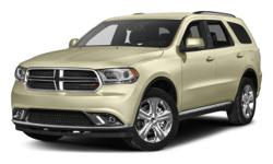 Treat yourself to this 2017 Dodge Durango SXT, which features rear air conditioning, push button start, Bluetooth, braking assist, dual climate control, hill start assist, stability control, traction