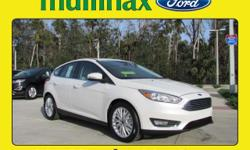 2017 Ford Focus Titanium 36/26 Highway/City MPG At Mullinax there are NO DEALER FEES! That SAVES you $800 over our largest competitors every day. Just add tax.  Options:  Equipment Group 300A|Transmis