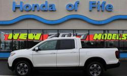 AWD; CarFax One Owner! This Honda Ridgeline is CERTIFIED! Low miles for a 2017! Back-up Camera; Bluetooth; Heated Seats; Multi-Zone Air Conditioning; Auto Climate Control; Leather Steering Wheel Steer