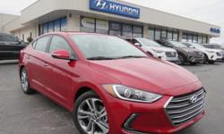 Thank you for choosing Hyundai of Cookeville!!! Home of the Lifetime Power Train Warranty on all New vehicles purchased! Where we are creating happy buyers every day!!2017 Hyundai Elantra Free Car Was