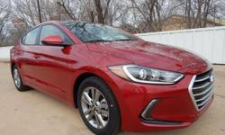 Automax Hyundai Del City is delighted to offer this handsome 2017 Hyundai Elantra. You Win! Oh yeah! Set down the mouse because this 2017 Hyundai Elantra is the car you've been trying to find. Hyundai