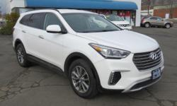 ONE OWNER, SAVE THOUSANDS!, and WHY BUY NEW?. Santa Fe SE, AWD, Monaco White, and Cloth. Looks and drives like new. Look! Look! Look!Are you interested in awell-loved SUV? Then take a look at this gre
