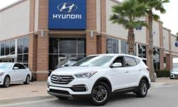 **ONE OWNER**, **CLEAN CARFAX**, **CERTIFIED**, **BACKUP CAMERA**, and **LOCAL TRADE**. Santa Fe Sport 2.4 Base, Hyundai Certified, 4D Sport Utility, 2.4L I4 DGI DOHC 16V, and 6-Speed Automatic with S