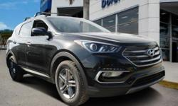 ** NEW ARRIVAL! **, SHOWROOM CONDITION, and NONSmoker. Delivers straight up traction control. Does a great balancing act. If you've been looking to find just the right 2017 Hyundai Santa Fe Sport, wel