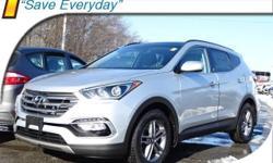 2017 Hyundai Santa Fe Sport 2.4 Base 4-Wheel Disc Brakes, 6 Speakers, ABS brakes, Air Conditioning, Alloy wheels, AM/FM radio: SiriusXM, Axle Ratio 3.648, Brake assist, Bumpers: body-color, CD player,