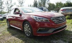 ** NEW ARRIVAL! **, SHOWROOM CONDITION, and NONSmoker. Traction control keeps you as straight as an arrow. This stunning 2017 Hyundai Sonata is the rare family vehicle you have been looking to get you