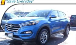 2017 Hyundai Tucson Eco AWD, 4-Wheel Disc Brakes, 6 Speakers, ABS brakes, Air Conditioning, Alloy wheels, AM/FM radio: SiriusXM, AM/FM/CD/MP3 Audio System, Axle Ratio: 3.579, Brake assist, Bumpers: body-color, CD player, Delay-off headlights, Driver door