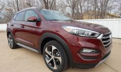 Automax Hyundai Del City is pumped up to offer this attractive-looking 2017 Hyundai Tucson. Oh yeah! Turbo! Take your hand off the mouse because this 2017 Hyundai Tucson is the SUV you've been hunting