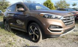 ** NEW ARRIVAL! **, SHOWROOM CONDITION, and NONSmoker. Turbocharged! Come to the experts! If you want an amazing deal on an amazing SUV that will handle just about any task, then take a look at this do-it-all 2017 Hyundai Tucson. Take this smile-producing