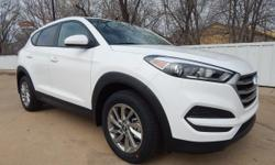Automax Hyundai Del City is delighted to offer this gorgeous 2017 Hyundai Tucson. White Beauty! You Win! How appealing is this fantastic-looking 2017 Hyundai Tucson? Hyundai has established itself as