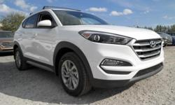 ** NEW ARRIVAL! **, SHOWROOM CONDITION, and NONSmoker. Join us at Doral Hyundai! Are you READY for a Hyundai?! This stunning 2017 Hyundai Tucson is the rare family vehicle you have been looking for. Remarkable performance with exceptionally good fuel