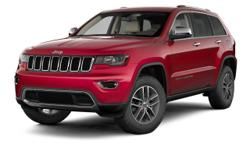 How about this great vehicle! You'll appreciate its safety and technology features! Jeep infused the interior with top shelf amenities, such as: voice activated navigation, blind spot sensor, and seat