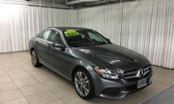 Mercedes-Benz Of Honolulu has a wide selection of exceptional pre-owned vehicles to choose from, including this 2017 Mercedes-Benz C-Class. CARFAX BuyBack Guarantee is reassurance that any major issue