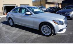 4 Cylinder  Options:  Shiftable Automatic|This Iridium Slv Met 2017 Mercedes-Benz C-Class C300 Luxury 4Matic Might Be Just The Sedan Awd For You.  It Comes With A 2 Liter 4 Cylinder Engine.  We've Got