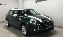Moonroof, Heated Seats, Aluminum Wheels, MINI YOURS PURE BURGUNDY ILLUMINATED.. Turbo Charged, Bluetooth. FUEL EFFICIENT 30 MPG Hwy/21 MPG City! British Racing Green metallic exterior and Leather Pure
