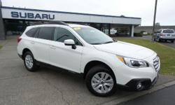 Subaru Certified, CARFAX 1-Owner, ONLY 1,915 Miles! EPA 32 MPG Hwy/25 MPG City! Heated Seats, CD Player, Dual Zone A/C. READ MORE!======KEY FEATURES INCLUDE: All Wheel Drive, Heated Driver Seat, Back-