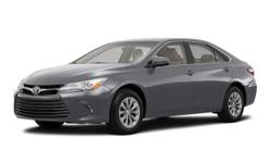 This Toyota won't be on the lot long! This car successfully merges safety, style and sophistication into an economical package certain to challenge the competition! Top features include cruise control