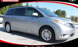 Open 7 Days A week!!! 0%  FINANCING AVAILABLE!!!  WE WANT YOUR BUSINESS!!! Set down the mouse because this 2017 Toyota Sienna is the van you've been hunting for. This Sienna is nicely equipped with fe