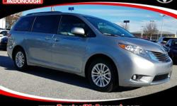 KICK OFF THE NEW YEAR WITH A NEW CAR!!! Open 7 Days A Week!!! 4 Years of Complimentary Maintenance!!! We Want Your Business!!! 2017 Toyota Sienna XLE Premium 8 Passenger Silver Sky Metallic ABS brakes