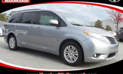 KICK OFF THE NEW YEAR WITH A NEW CAR!!! Open 7 Days A Week!!! 4 Years of Complimentary Maintenance!!! We Want Your Business!!! 2017 Toyota Sienna XLE 8 Passenger Silver Sky Metallic ABS brakes, Alloy