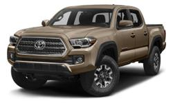 Options:  Trd Off Road Package (Oc)  -Inc: Off Road Grade Package  Auto-Dimming Inside Rearview Mirror W/Compass  Homelink|Tow Package (A/T)  -Inc: 4- And 7-Pin Connector W/Converter  Class Iv Hitch R