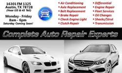 Reliable Automotive is offering a great low price to our customers for an oil change. For $29.99 we will install a new oil filter and refill up to 5qts of non-synthetic fluid. As a locally owned compa