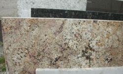Special Offers: $29 a Sq. Ft. for Bain Brook Brown, Luna Pearl @ $35 a Sq. Ft. We have 15 colors of Granite for $40 a Sq. Ft, (1) Mtn. Green (2) Peacock Green (3) Green Gold (4) Tiger White (5) Steel