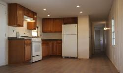 Get This! A completely renovated 3 Bd / 1.5 Ba mobile home for sale in Mesa, Arizona for about the price of a good used car. Mesa Village is a quiet and affordable 55+ community with great amenities.
