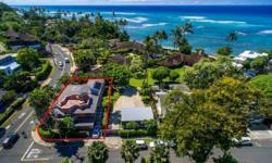 DIAMOND HEAD/GOLD COAST. Walk to pristine white sand beaches, famous surf spots & Waikiki. Swim, sail year round. Great alternative to an apt. on the Gold Coast! Comprised of 4B/4B, spacious living ro
