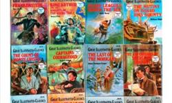 Start your child's book collection with the classics. Build your child's enthusiasm with reading while introducing them to the classics. The illustrations are well done and helps build interest for th