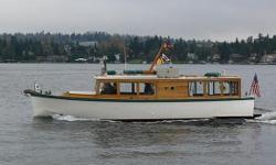Please call owner Jennie at 253-376-8003. Boat is in Bellevue, Washington. 1936 Classic Yacht Inc Custom Cruiser, Custom Classic 1936 Friendship II / $25,500 The Friendship II is seeking a new custodi