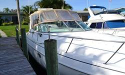 Please call owner Ted at 772-283-4270. Boat is in Palm City,Florida. BOAT OWNER'S NOTES for 1997 CRUISER'S YACHTS Esprit 3570 with LOA of 40' in EXCELLENT condition, call boat owner Ted @ 772-283-4270