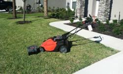 "Greetings! I am offering a very lightly utilized (3 times) Craftsman SPCM 1936 (19"" deck/36 volt battery) Electric self-propelled push mower. I have an extra battery pack too that will certainly be in"