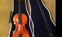 this is a nice student violin im selling for $90 or best offer 209-614-2772 Location: modesto