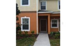 Beautiful 3bedroom 2.5 baths townhome in Pre-construction. Located on conservation in a gated Community. These homes are loaded with clean steel appliances and granite counters! Window Blinds! Ceramic Tile! Nottinham Plan. This 4 bedroom townhome with