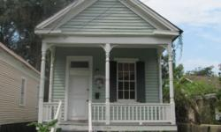 1104 CAROLINE AVE 1/1 $445 Historic living at its finest is what you will find in this Old Dauphinway Shotgun home. Features include tall ceilings, hardwood floors, central gas heating and air-conditi