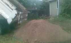 I deliver 5 Yards/7 Tons of Screened Clean Topsoil for $225.00 2.5 Yards/3.5 Tons for $150 I deliver 5 Yards/7 Tons of Planters Mix for $225.00 2.5 Yards/3.5 Tons for $150 I deliver 5 Yards/7 Tons of