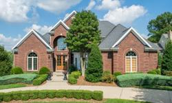 First Open House this Sunday, September 13 from 2-4 pm. This elegant and stately home is situated in the prestigious Prospect subdivision of Spring Farm Place. This home has been just been extensively