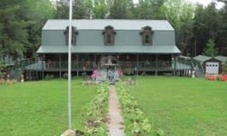 4br - 6000ft - CREEK FRONT LOG HOME /5 GARAGES/5.5 AC. SELL OR TRADE (MORGAN COUNTY)   + -  craigslist - Map data  OpenStreetMap white creek loop  image 1 image 2 image 3 image 4 image 5 image 6  6000 SQFT CREEKFRONT LOG HOME/5.5 AC./ 5